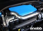 Volvo 3.0L T6 Aluminum Engine Cover - Snabb M-000114