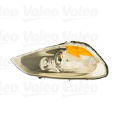 Volvo Headlamp Assembly - Valeo 31420677