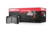 BMW HPS 5.0 Brake Pad Set - Hawk HB135B.760