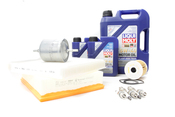 Volvo Maintenance Kit - Mahle 534624