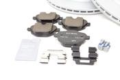 BMW Brake Kit - Genuine BMW 34216775287KTR