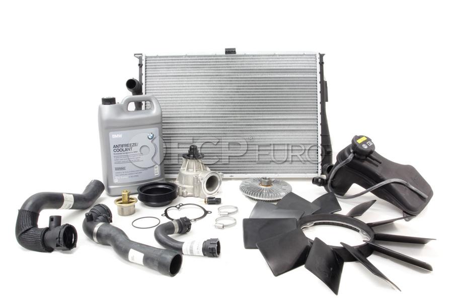 BMW Comprehensive Cooling System Kit (E46 M3) - E46M3COMPCOOLKT