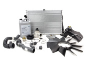 BMW Comprehensive Cooling System Kit (E46 M3) - E46M3COMPCOOLKT