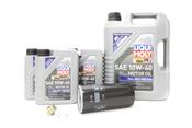 Porsche Oil Change Kit 10W-40 - Liqui Moly KIT-525120