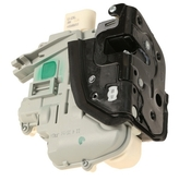 Audi Door Lock Actuator Motor Front Left (A4 Quattro A4 S4 RS4) - Genuine VW Audi 8E1837015AB