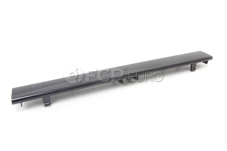 BMW Decorative Strip Instrument Panel (Black) - Genuine BMW 51168256292