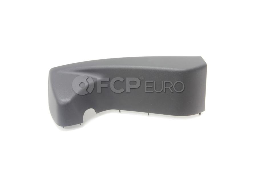 BMW Set Of Covers Mirror Baseplate (Black) - Genuine BMW 51169275008