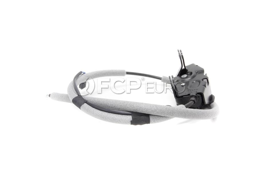 BMW Trunk Lock Actuator Motor Upper (X5) - Genuine BMW 51247183196