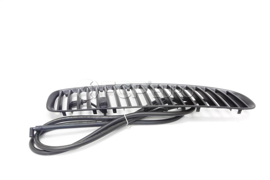 BMW GrilleAir Inlet Right (Black) - Genuine BMW 51137113730