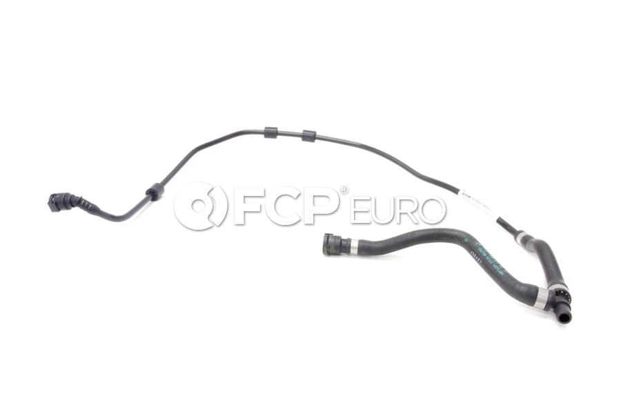 BMW Engine Coolant Recovery Tank Hose - Genuine BMW 17127599571