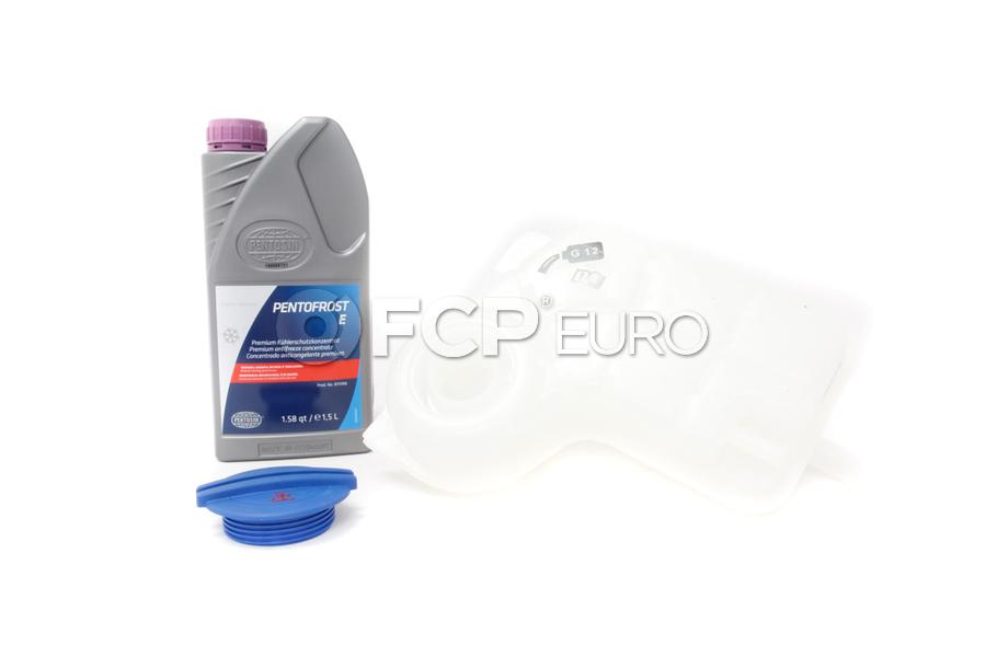 Audi Coolant Recovery Tank Kit - Meyle/Pentosin 8E0121403