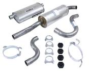 Volvo Exhaust System Muffler Kit - Starla 271376