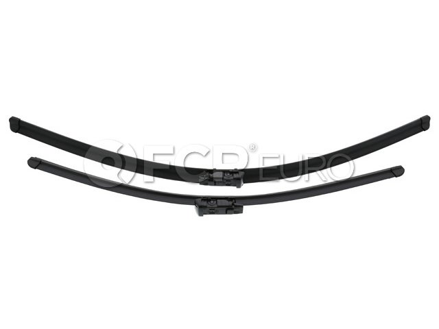 Audi VW Windshield Wiper Blade Set - Bosch 3397007586
