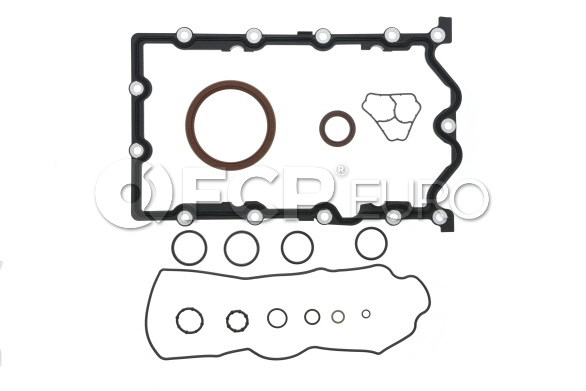Mini Engine Crankcase Cover Gasket Set - Elring 11110147562