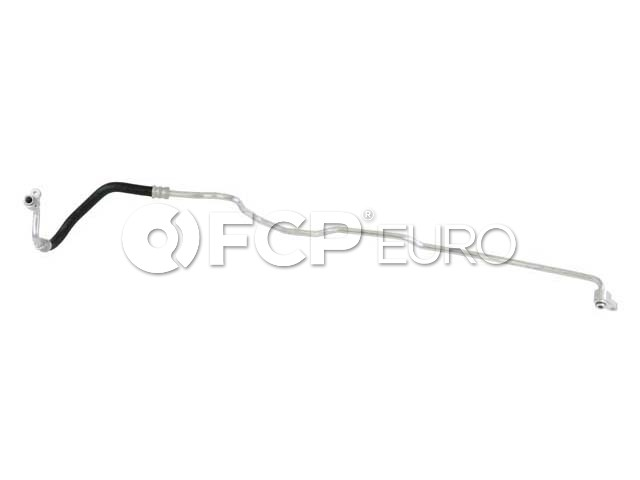 BMW Automatic Transmission Oil Cooler Hose - Genuine BMW 17217600973