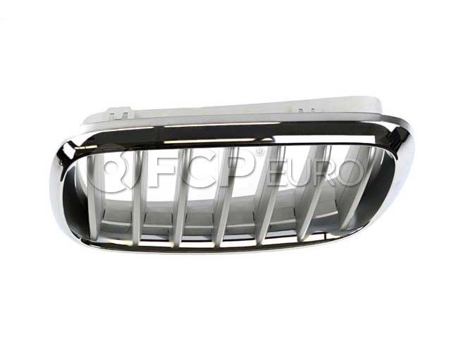 BMW Grille Front Left (Pure Experience) - Genuine BMW 51117303107