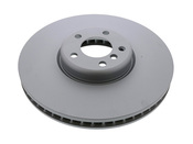 BMW Brake Disc - Zimmermann 34116789543