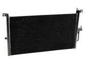 Jaguar A/C Condenser (X-Type) - Mahle Behr C2S43484