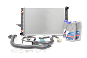 Volvo Cooling System Refresh Kit - Rein 515999
