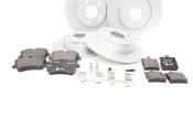 Mercedes Brake Kit Comprehensive  - Zimmermann R171FULLBK2