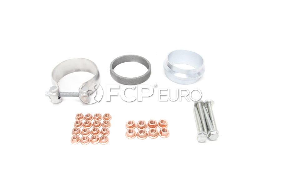 Mercedes Exhaust Manifold Hardware Kit - OE Supplier 517652