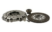 BMW Clutch Kit - LuK 21207546375