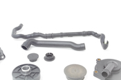Mercedes Crankcase Breather Repair Kit - OE Supplier 515810