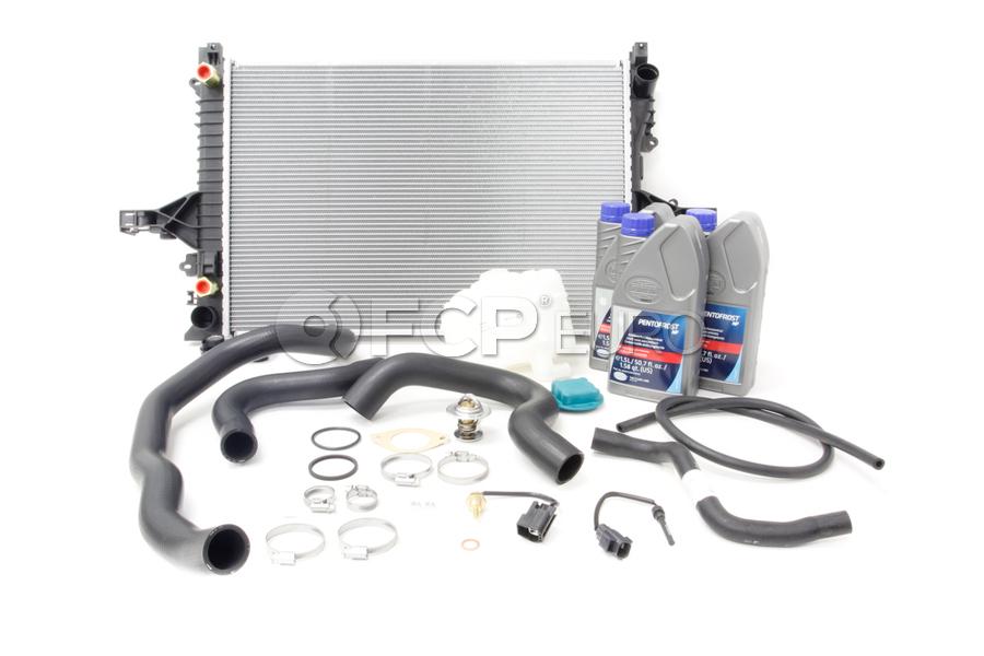 Volvo Cooling System Kit - Nissens 516000