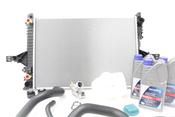 Volvo Cooling System Kit - Nissens 516001