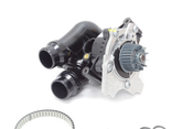 VW Water Pump Replacement Kit - Genuine VW 06H121026DD