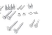 VW Control Arm Hardware Installation Kit - Genuine VW KIT-534708