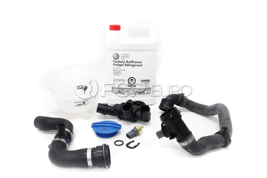 VW Cooling System Kit - Genuine VW KIT-06F121111F