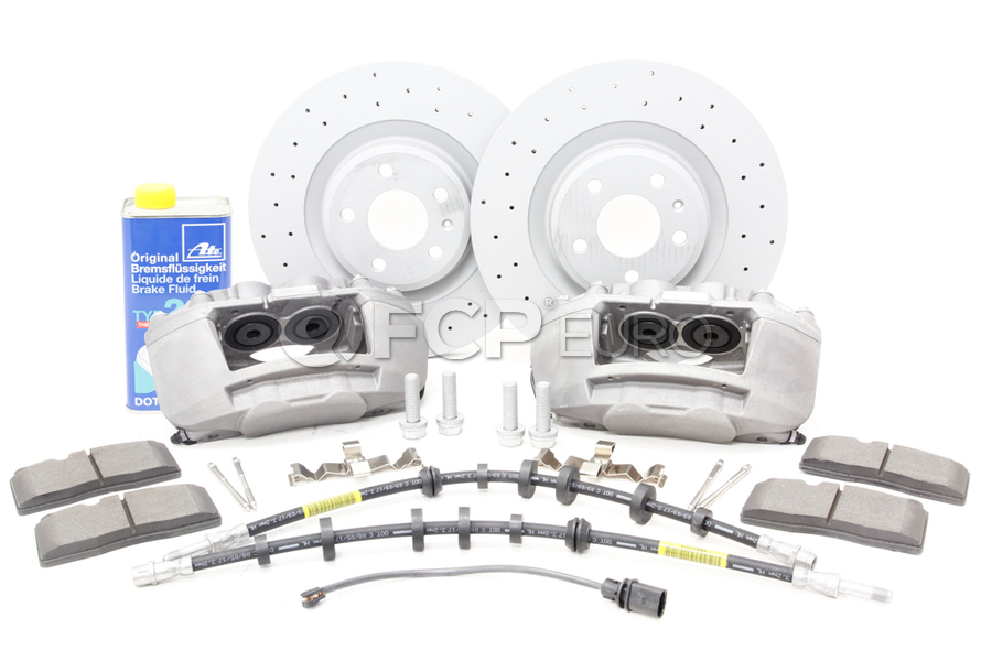 Audi Big Brake Kit (345x30mm) - Genuine Audi VW 526437