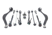 BMW 10-Piece Control Arm Kit (E53 X5) - E5310PIECEKIT