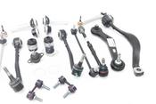 BMW 20-Piece Control Arm Kit and (E53 X5) - E5320PIECEKIT