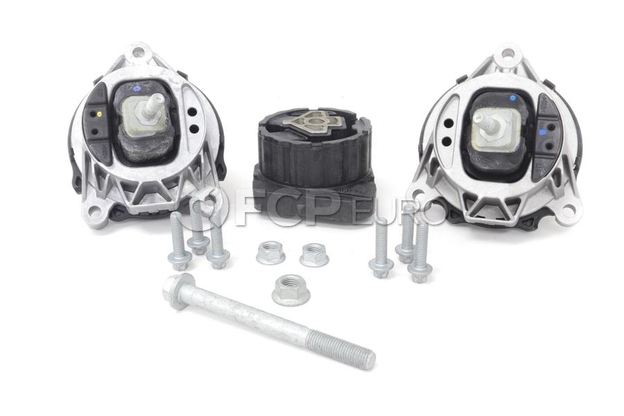 BMW Comprehensive Engine Mount Kit - OEM KIT-522152