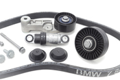BMW A/C Drive Belt Kit - 11287841529KT