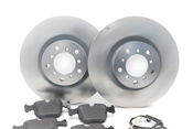 BMW Brake Kit - Genuine BMW 34112229527KT