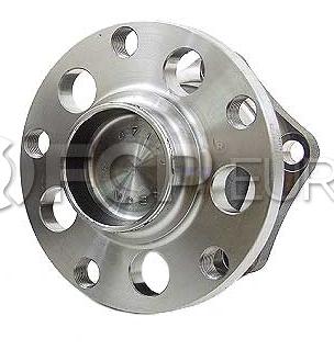 Audi VW Wheel Hub Assembly - Fag 8E0598611B