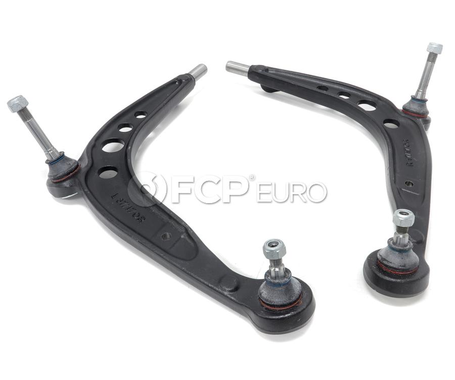 BMW 2-Piece Control Arm Kit - Lemforder E302PIECE-L