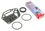 VW Crankcase Cover Gasket Set - Elring 06A198011A