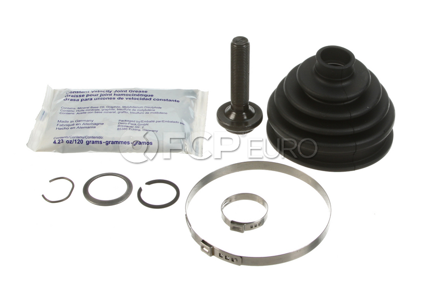 Audi VW CV Joint Boot Kit - Genuine Audi VW 441498203A