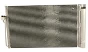 BMW A/C Condenser - ACM 64509122827