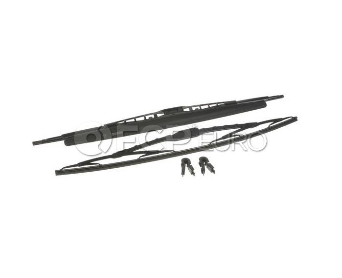 Windshield Wiper Blade Set - Bosch 30784428
