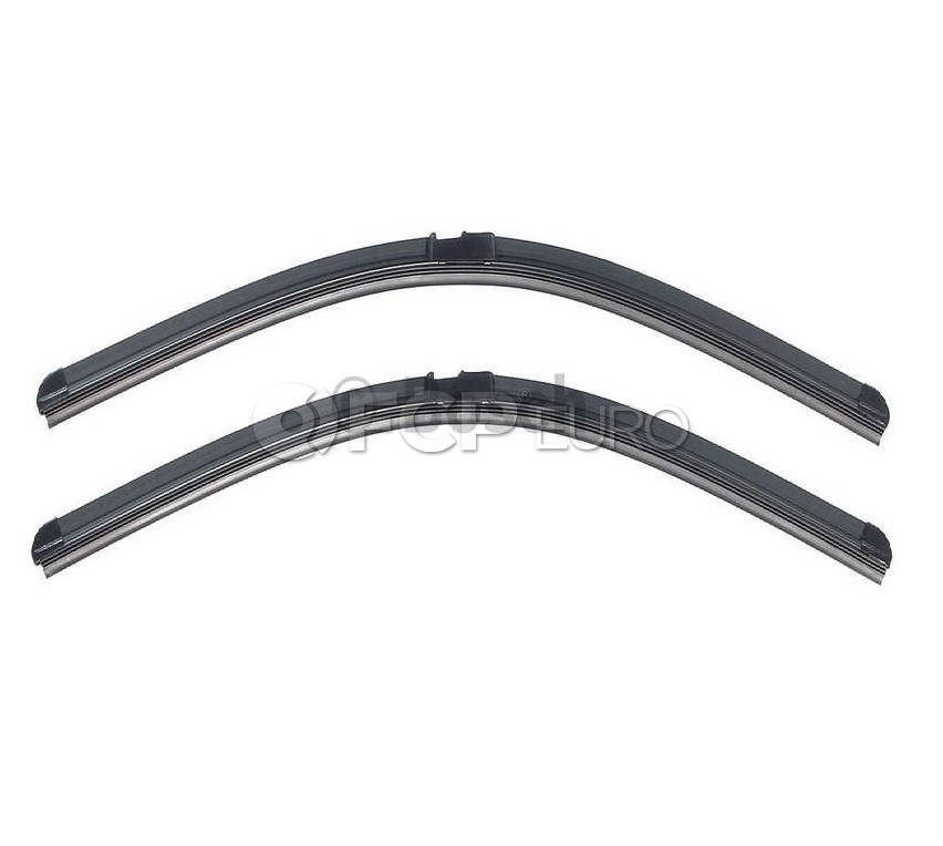 Audi VW Windshield Wiper Blade Set - Bosch 3397118923