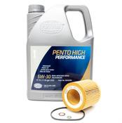 BMW 5W-30 Oil Change Kit - 11427953129KT6