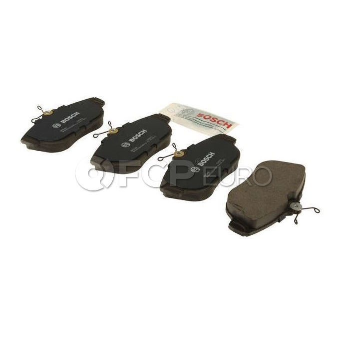 Volvo Brake Pad Set - Bosch QuietCast BP542