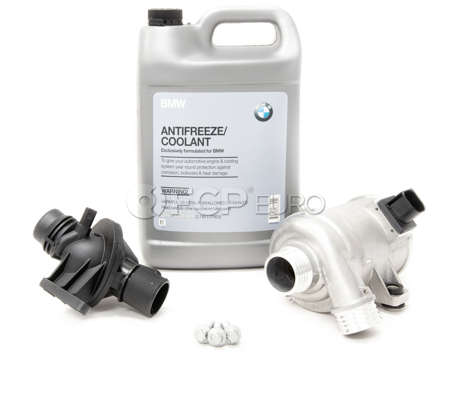 BMW Water Pump Replacement Kit - 11518635089KT