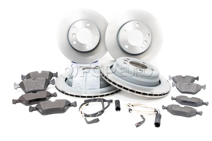 BMW Brake Kit - Genuine BMW 34116767061KTFR10