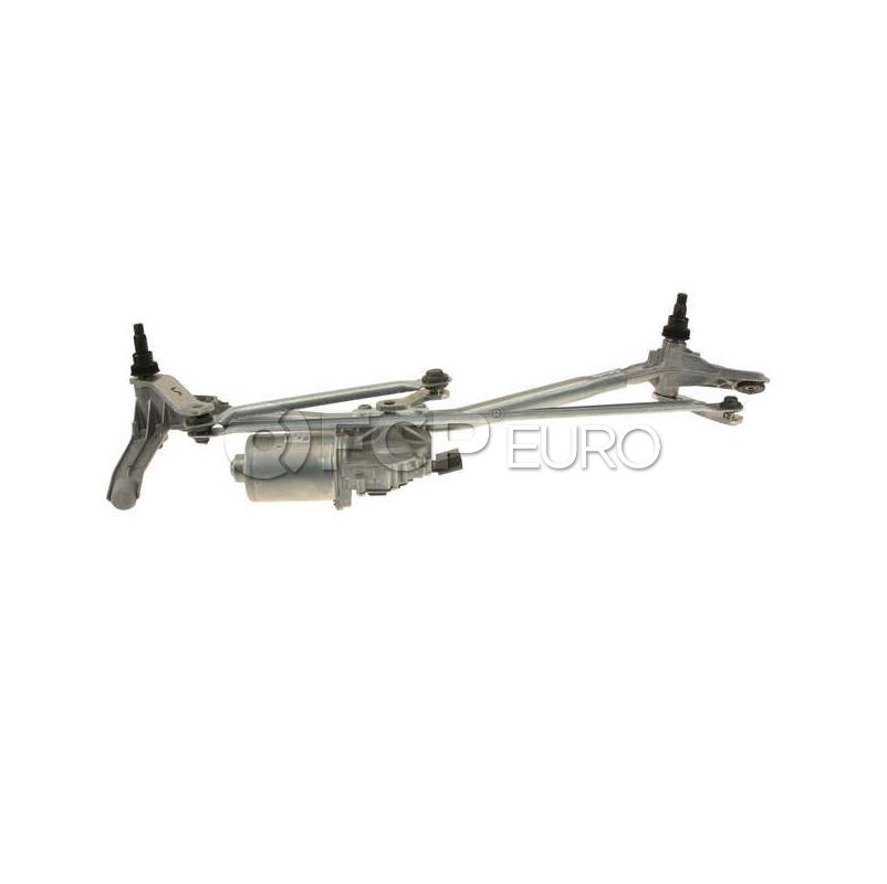 BMW Windshield Wiper Linkage & Motor Assembly - Genuine BMW 61617161711